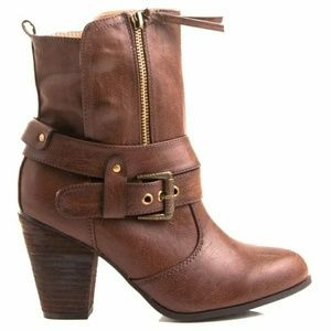 Gomax Women's Above Ankle Boots